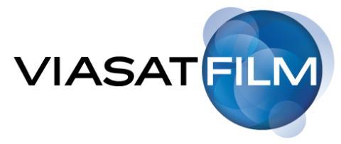Viasat livestreamar fest