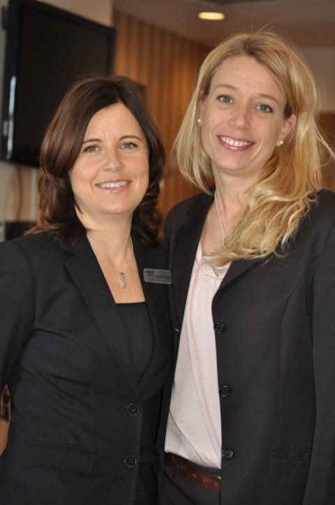 Maria Tallén och Sofie Borgudd i nya roller från 1 augusti