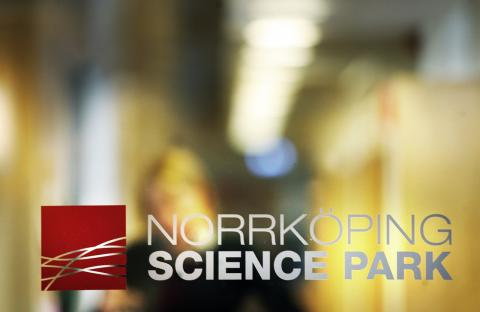 Entré Norrköping Science Park