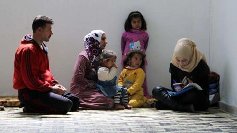 UNHCR warns of funding shortfall for Syrian refugees