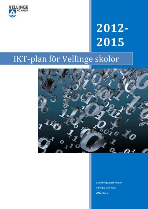 ITK-plan för skolor i Vellinge