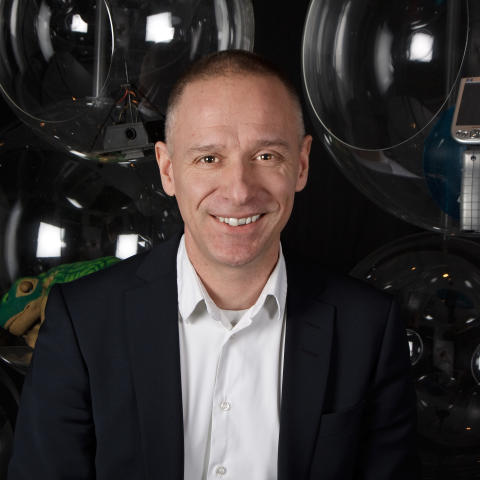 Oskar Juhlin, chef för Mobile Life Centre