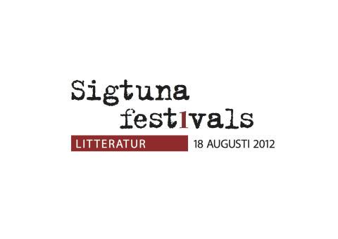UP* Helps Create First Sigtuna Festivals Literature Event