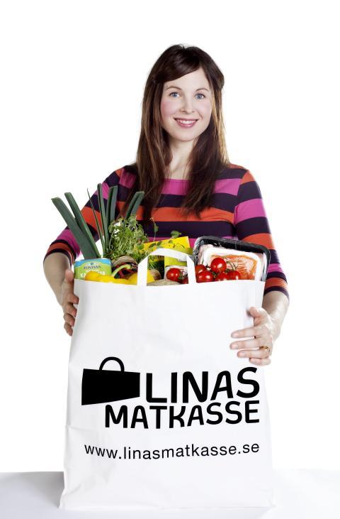En miljon matkassar från Linas