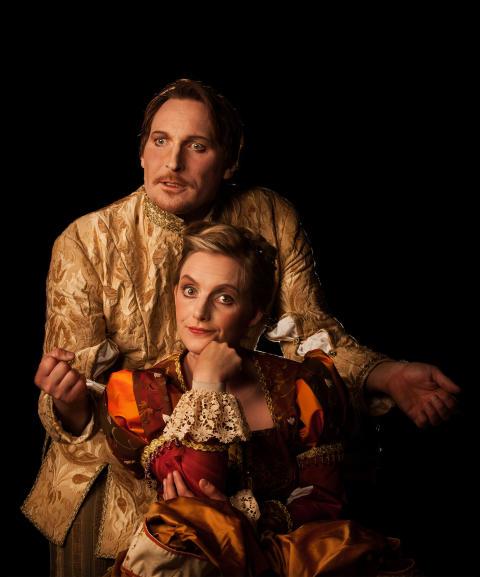 Rekordstort intresse för Västanå Teaters uppsättning av Misantropen          - 40% av  biljetterna redan bokade