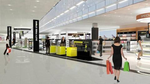 Shoppingen lyfter på Swedavias flygplatser