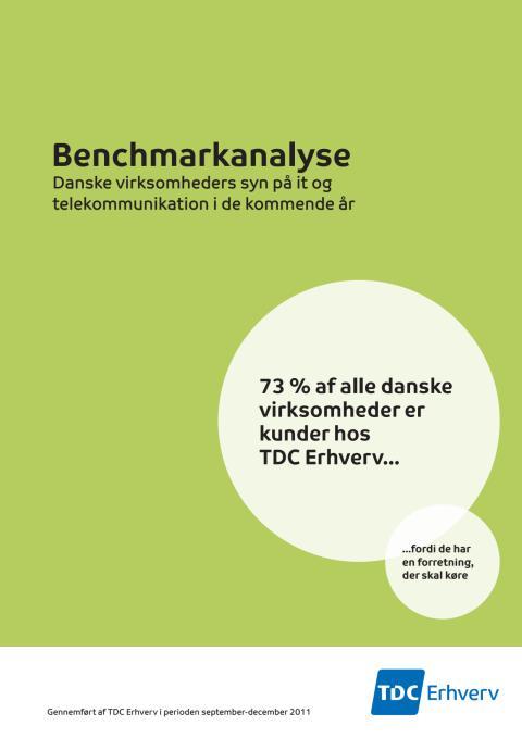 Danske virksomheders syn på it og tele i 2012