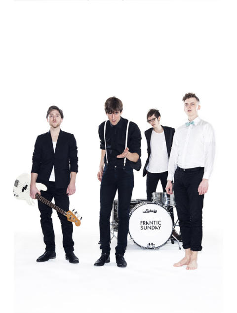 Vinnaren av Next Big Thing 2011, Frantic Sunday släpper singel