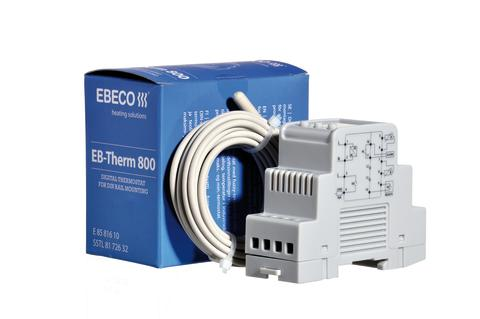 Ebeco lanserar unik mångfunktionell termostat