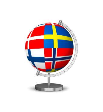 Svenska företags tjänsteresor inom Norden ökar – Flest resor går till Norge och Danmark