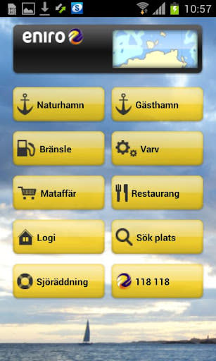 Eniros populära app På sjön finns nu för Android