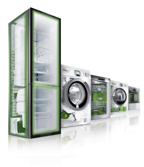 Spar på el-forbruget med grønnevarer fra Bosch