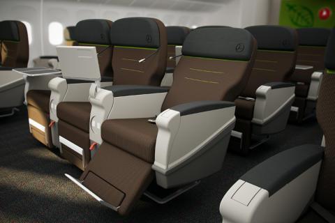 Turkish Airlines lanserar Comfort class bild 10