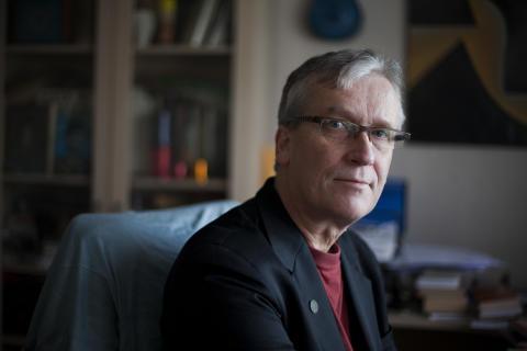 Stor feiring av Ragnar Hovland 60 år på Oslo Bokfestival