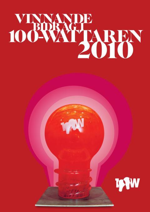 Vinnarbilaga 100-wattaren 2010