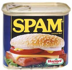 Minskad mängd spam även i Sverige