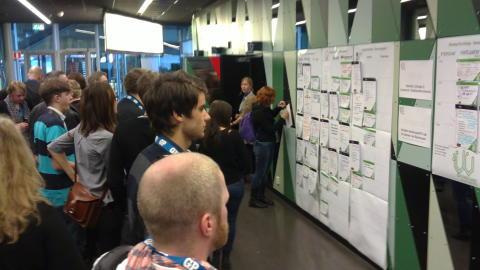 Var en del av knytkonferensen WebCoast