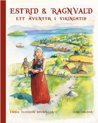 Ny barnboksserie i Vikingatid visas på Bokmässan.