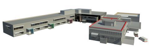 NCC bygger skole på Brøttum for MNOK 138