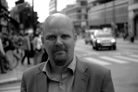 Cohn & Wolfe rekryterar Erik Fager från LIF