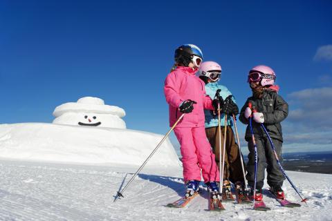 Årets fjällnyheter: storsatsning på nya backar, liftar och förbättrad snöläggning