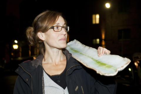 """""""Var går gränsen?"""", Hanna Järlehed Hyving ställer ut keramik på blås&knåda"""