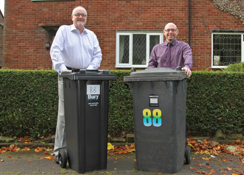 Slim your bin for free