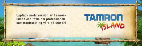Objektivtillverkaren Tamron bjuder in till spel