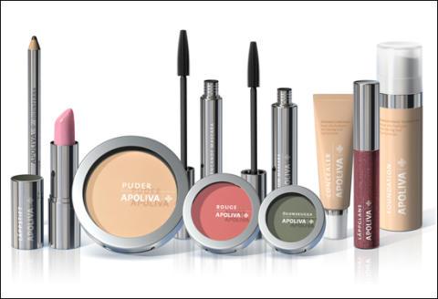 Apoliva lanserar ny makeupserie för känslig hy