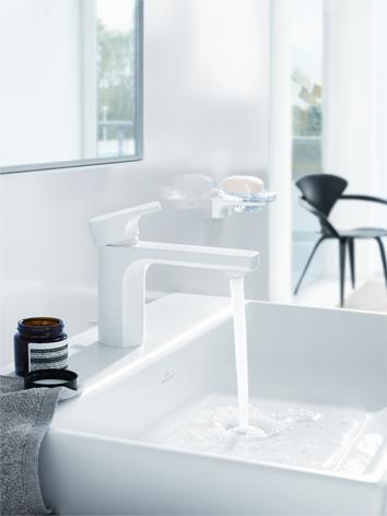 villeroy boch tv ttst llsblandare cult i vitt villeroy boch gustavsberg. Black Bedroom Furniture Sets. Home Design Ideas