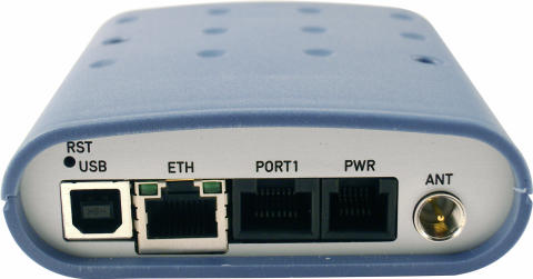 ER75i GPRS router/EDGE router