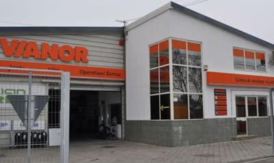 Vianor laajenee  – 900. piste avattu Bukarestiin Romaniaan