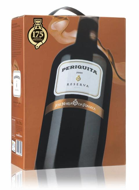 Periquita Reserva Bag in Box - Nu i ordinarie sortiment och i ny fantastisk årgång i april!