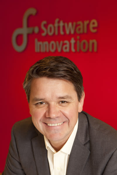 Torstein Harildstad blir konsernsjef i Software Innovation
