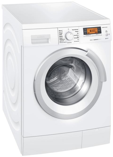 Smartare tvättmaskiner alla kategorier – 30 procent lägre energiförbrukning med iQdrive