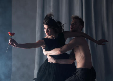 Prisbelönta koreografen Pontus Lidberg verk WITHIN visas på Stora Teatern.