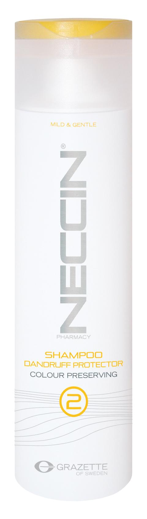 Neccin 2 Shampoo Dandruff Protector