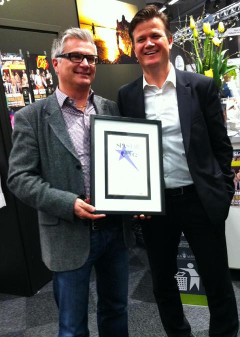 Årets spakök 2012 - ny utmärkelse till Varbergs Kurort