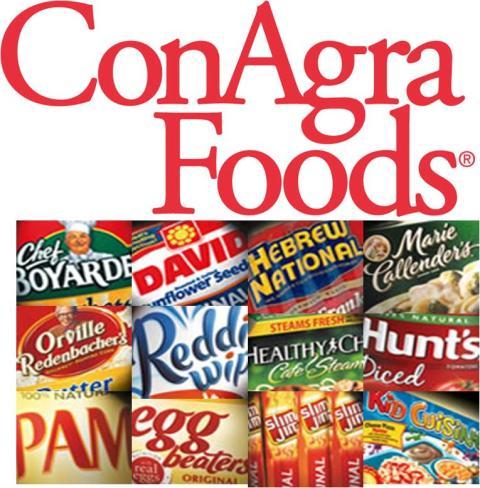 Nytt avtal ger Gray's American Stores ConAgras storsäljare
