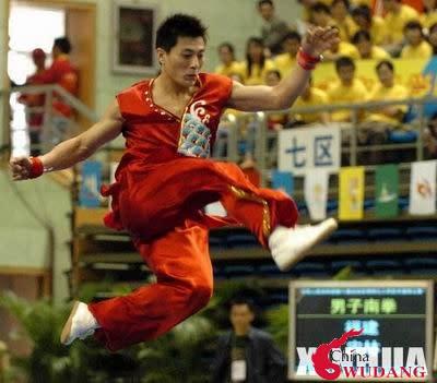 Invitasjon til VM i tradisjonell Wushu 5.-11. november