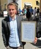 UIC-företaget ngenic får Almedalens Framtidspris