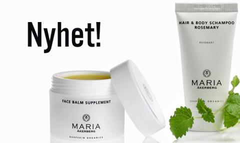 Vi lanserar Maria Åkerberg!  20% på Kanebo, 3 för 2 på bareMinerals och lansering av Hair to Die For.