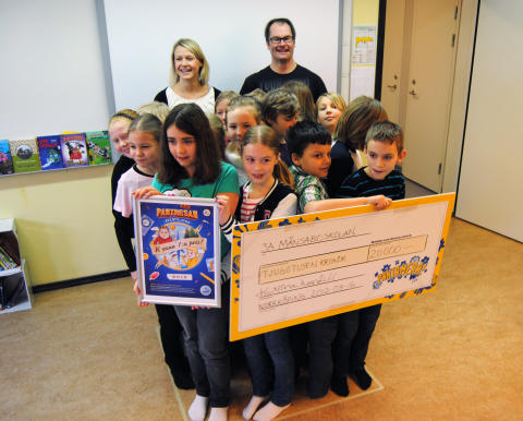 Returpacks skoltävling avgjord – över 500 klasser från hela landet har deltagit