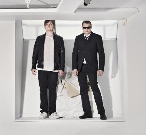 Magnus Carlson och Mikael Nordgren är Tandem Sky