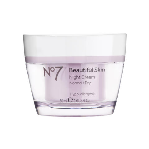 No7 Beautiful Skin Normal/Dry Nightcream
