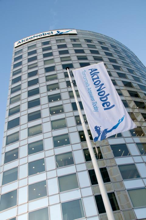 AkzoNobel publishes Q3 2010 results