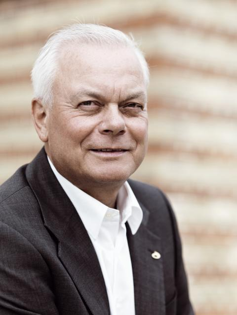 Bent Pultz Larsen avgående vd Lantmännen Unibake