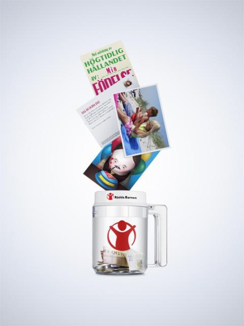 Rädda Barnen lanserar vykortskampanjen Goda Hälsningar
