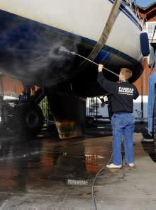HaV ger ut riktlinjer för miljövänligare båttvätt