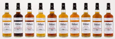 Nyheter på Systembolaget 1:a december 2010: BenRiach - single caskbuteljeringar